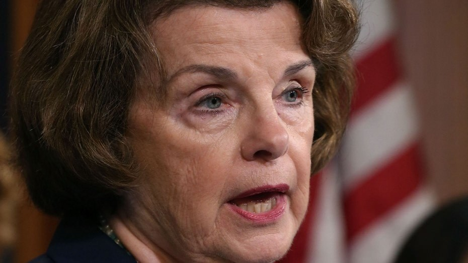 Sen. Feinstein: The U.S. Is Now At Cold War Levels With Russia