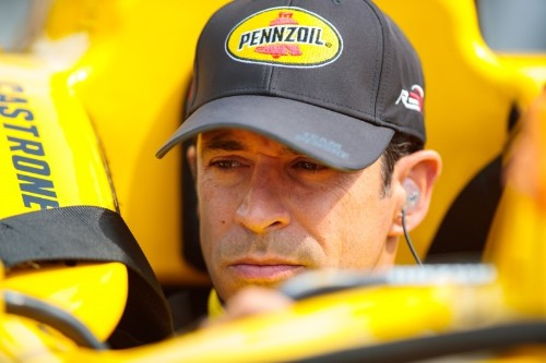 Motor racing: Castroneves has Tiger in his tank for Indy 500