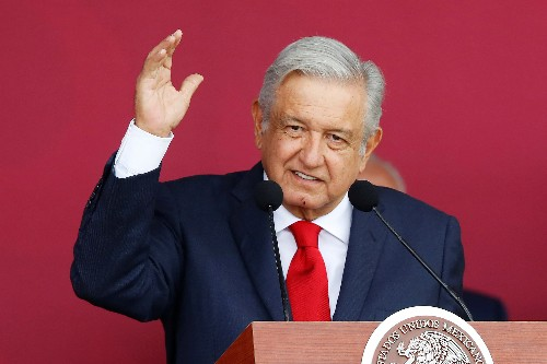 Mexico's president vows wage growth, labor reform funding in push for trade deal