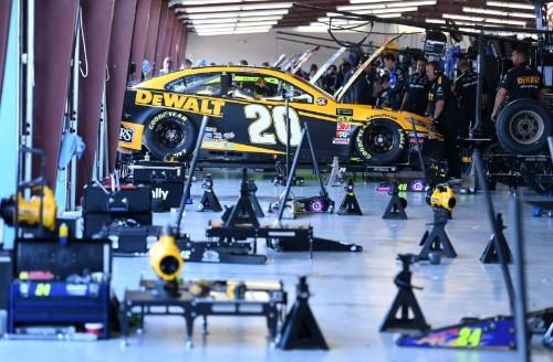 NASCAR notebook: Truex Jr., Busch savor friendly rivalry