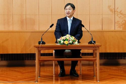Japanese emperor, on birthday, expresses coronavirus concern, looks forward to Olympics