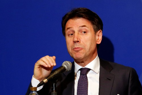Italy's Conte says 'very serious' to question PM's impartiality