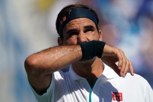 Federer stunned by Russian qualifier Rublev in Cincinnati