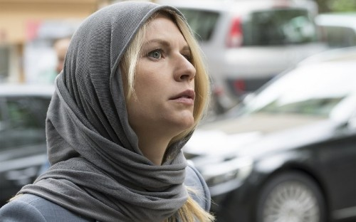Exclusive: Claire Danes Takes Us Inside 'Homeland' Season 5