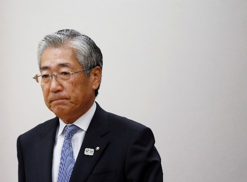 Japan committee chief Takeda to resign as IOC member: Kyodo