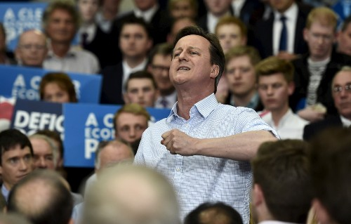 UK Election Final Campaign Day: Photos