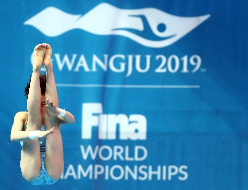 Factbox: Guide to 2019 world swimming championships