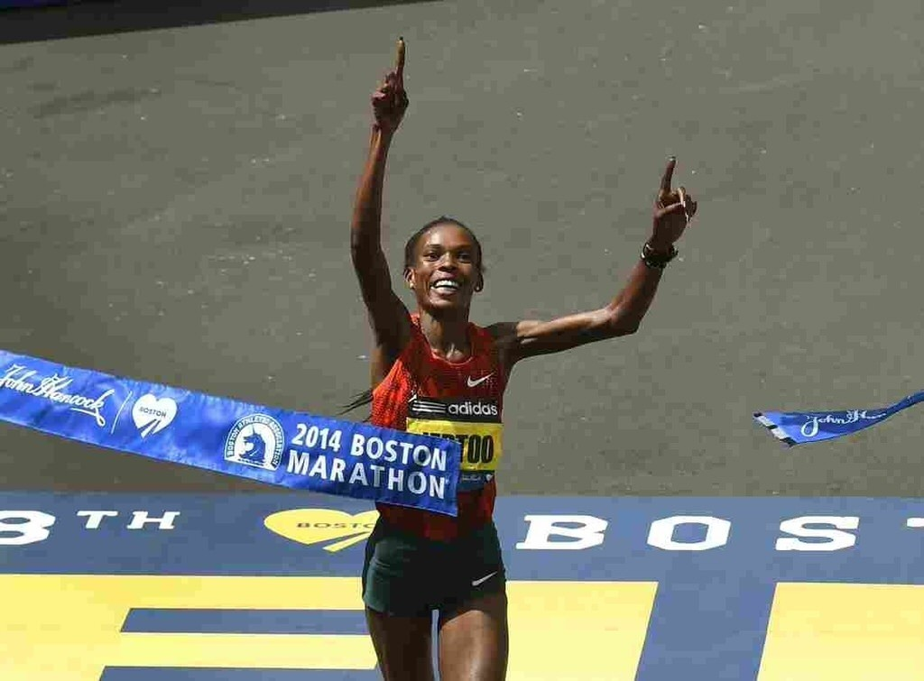 After Testing Positive For EPO, Running Star Rita Jeptoo Banned For 2 Years