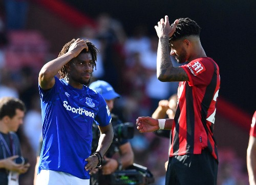 Wilson's double helps Bournemouth to defeat Everton