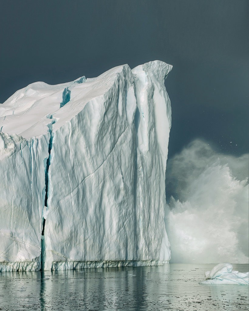 The Secrets in Greenland's Ice Sheets
