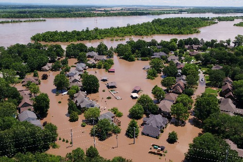U.S. flood risk model to be publicly available in boon for homebuyers