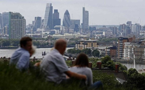 London property investment tumbles 36pc, as growth slows for first time in seven years