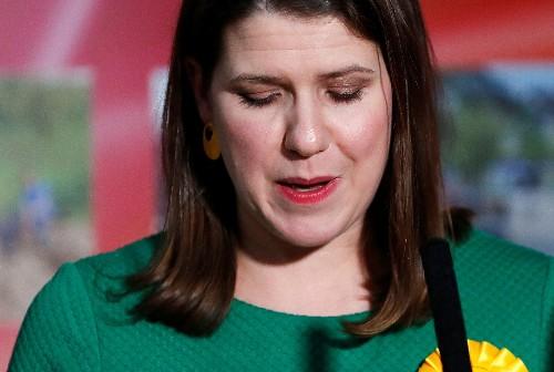 UK Liberal Democrat leader Swinson loses seat to Scottish National Party