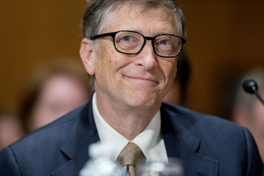 Bill Gates told new grads to read this book. Now it's surging on Amazon.