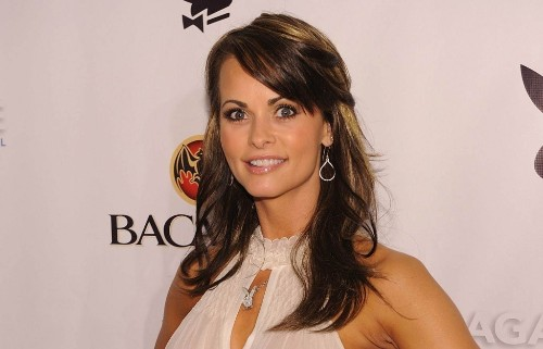 Former Playboy model gives emotional account of alleged affair with Trump, apologizes to Melania