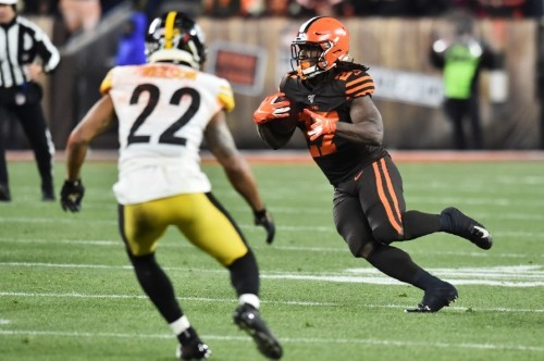 Take 5: Browns' missing piece, Cowboys-Patriots clash