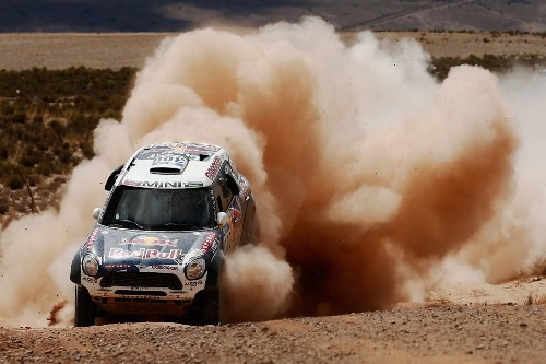 Dakar Rally 2016 in Pictures