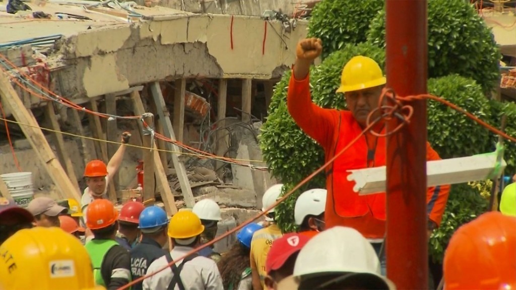 Central Mexico earthquake kills more than 200, topples buildings