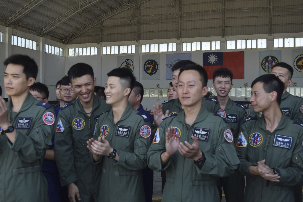 Taiwan: China's military flew surveillance planes on 3 days