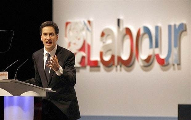 Ed Miliband pledges to double paternity leave to four weeks