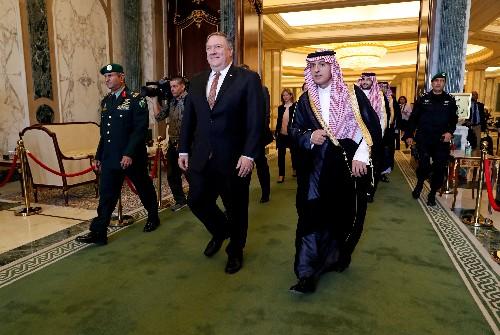 Saudi Arabia defies U.S. pressure to end Qatar row after Khashoggi killing