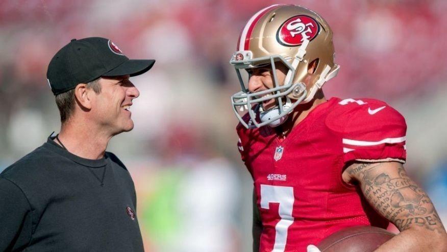 Joe Montana: 49ers made mistake letting Harbaugh leave