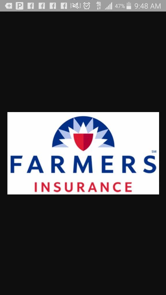 #FarmersInsurance - Magazine cover