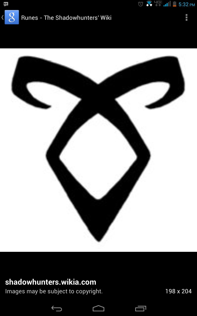 The Angelic Rune