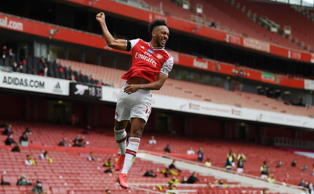 Arteta optimistic Aubemeyang will stay at Arsenal