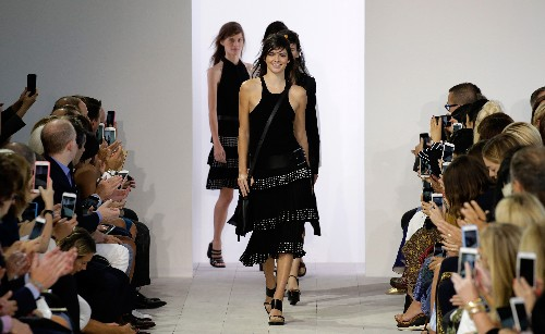 The Week in Review: From the Runways at New York Fashion Week