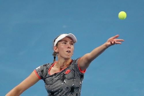Mertens stuns Halep to lift Qatar Open title