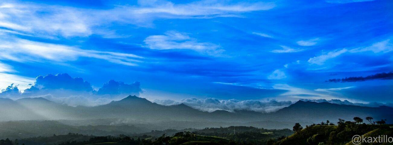 Cordillera occidental, Cauca, Colombia.