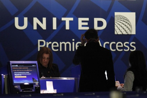 United Continental pulls 737 MAX flights out of schedule