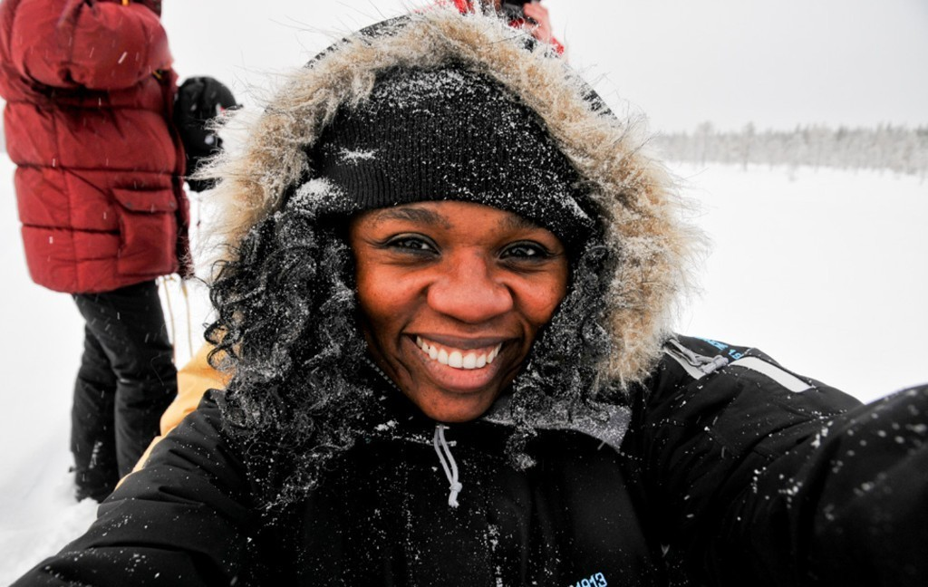 Meet a traveller: Lola Akinmade Åkerström, travel writer and photographer