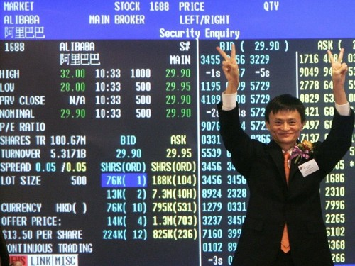 Alibaba is about to open the floodgates for insiders holding 437 million shares