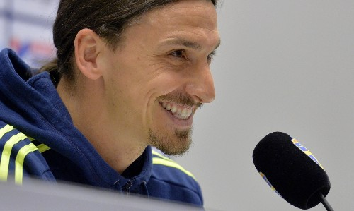 Zlatan Ibrahimovic says he has offers from England amid Manchester United interest