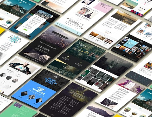 The Grid Uses Artificial Intelligence To Design Your Websites For You
