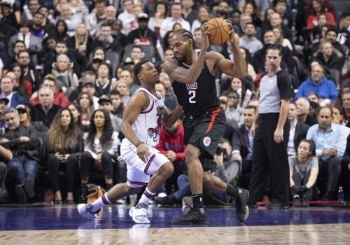 NBA roundup: Clippers' Leonard wins in return to Toronto