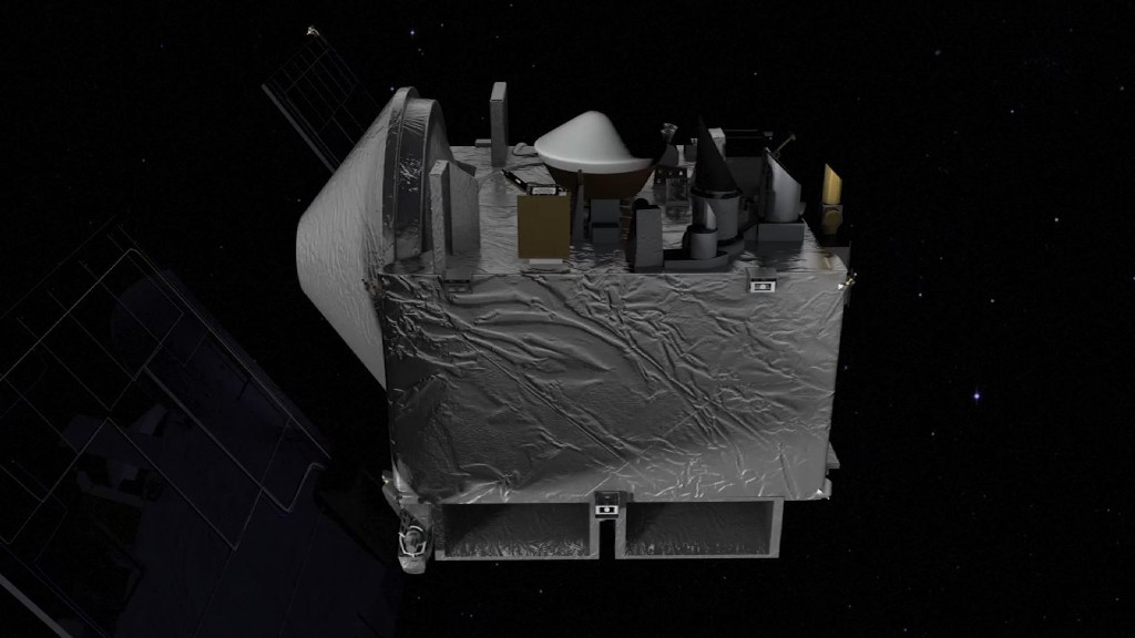 US to collect, return asteroid sample for 1st time