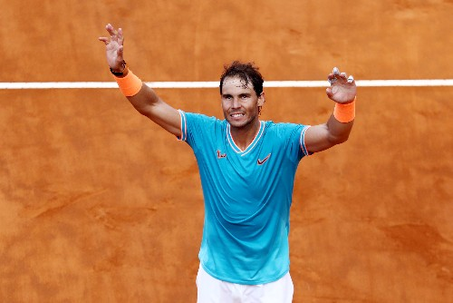 Tennis: Nadal and Djokovic head French Open cast as Federer returns