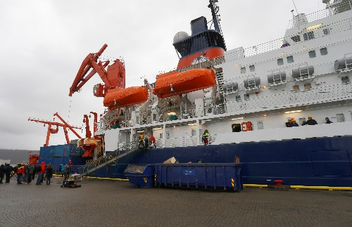 Arctic expedition to investigate 'epicentre of climate change'
