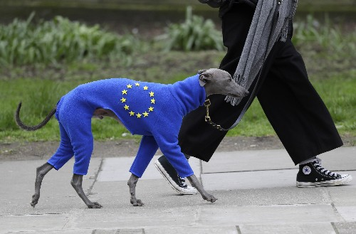 The Latest: EU completes preparations for no-deal Brexit