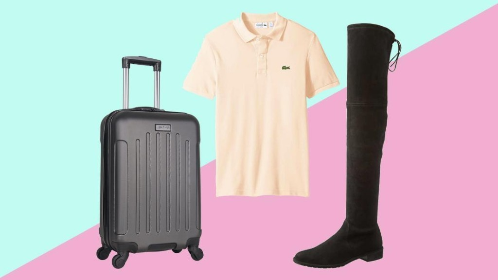 Everything you need to know about Amazon's big style sale