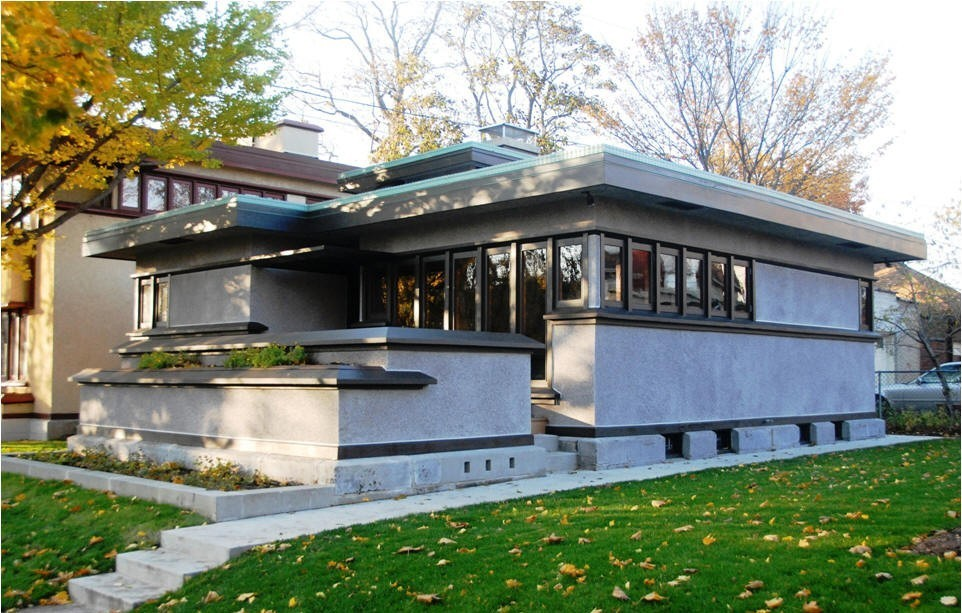 A Look at Frank Lloyd Wright's Little-Known Prefabs