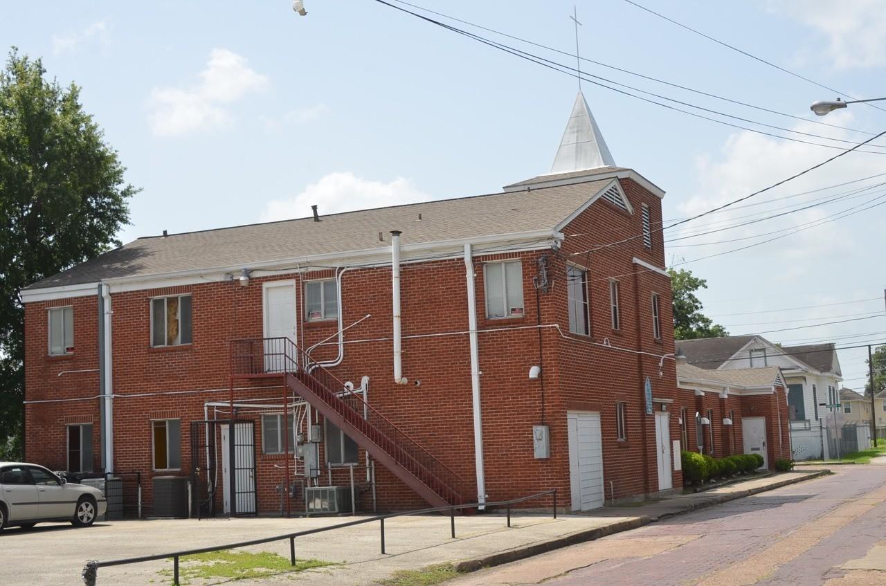 Saint James United Methodist Freedmen's Town