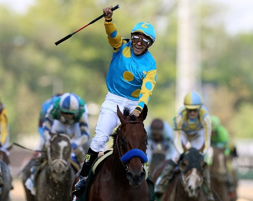 American Pharoah Wins the Kentucky Derby: In Pictures