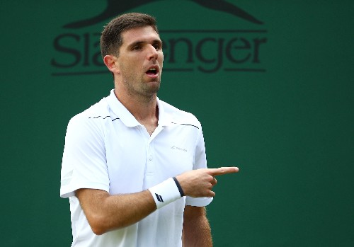ATP roundup: Delbonis upsets Cuevas at Swedish Open