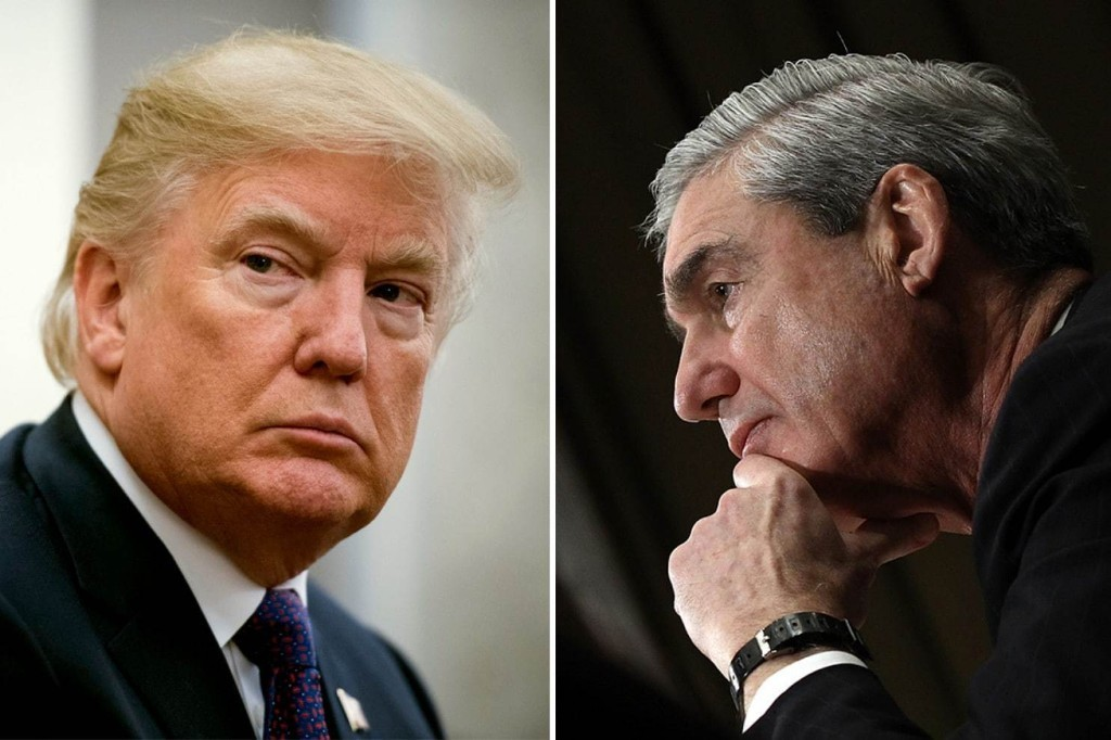 Mueller indicates he is likely to seek interview with Trump