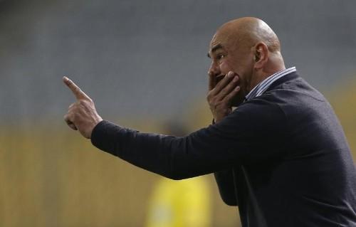 محام يطلب إخلاء سبيل حسام حسن مدرب المصري البورسعيدي بعد تصالحه مع شرطي