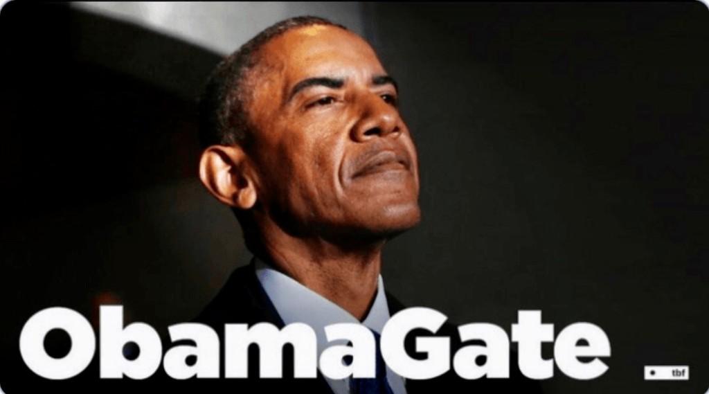 ObamaGate - cover